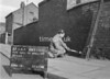 SJ879544A, Ordnance Survey Revision Point photograph in Greater Manchester