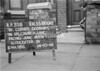 SJ889633B, Ordnance Survey Revision Point photograph in Greater Manchester