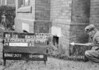 SJ869515B, Ordnance Survey Revision Point photograph in Greater Manchester