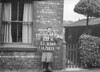 SJ838928K, Ordnance Survey Revision Point photograph in Greater Manchester