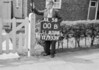 SJ838800B, Ordnance Survey Revision Point photograph in Greater Manchester