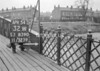 SJ839032W, Ordnance Survey Revision Point photograph in Greater Manchester