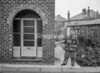 SJ838898A, Ordnance Survey Revision Point photograph in Greater Manchester