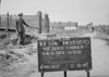 SJ839032B, Ordnance Survey Revision Point photograph in Greater Manchester