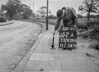 SJ838852A, Ordnance Survey Revision Point photograph in Greater Manchester