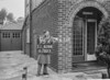 SJ838875A, Ordnance Survey Revision Point photograph in Greater Manchester
