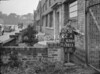 SJ838922A, Ordnance Survey Revision Point photograph in Greater Manchester