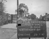 SJ839026A, Ordnance Survey Revision Point photograph in Greater Manchester