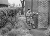 SJ838841A, Ordnance Survey Revision Point photograph in Greater Manchester