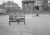SJ829051B, Ordnance Survey Revision Point photograph in Greater Manchester
