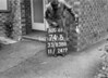 SJ838874B, Ordnance Survey Revision Point photograph in Greater Manchester