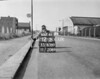 SJ838912B, Ordnance Survey Revision Point photograph in Greater Manchester