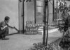 SJ818810A, Ordnance Survey Revision Point photograph in Greater Manchester