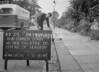 SJ839037L, Ordnance Survey Revision Point photograph in Greater Manchester