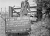 SJ839093A, Ordnance Survey Revision Point photograph in Greater Manchester