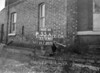 SJ838955A, Ordnance Survey Revision Point photograph in Greater Manchester