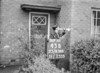 SJ838843B2, Ordnance Survey Revision Point photograph in Greater Manchester