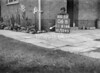 SJ818806B, Ordnance Survey Revision Point photograph in Greater Manchester