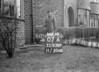 SJ838907A, Ordnance Survey Revision Point photograph in Greater Manchester