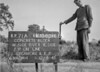 SJ839071A, Ordnance Survey Revision Point photograph in Greater Manchester