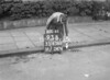 SJ838893B, Ordnance Survey Revision Point photograph in Greater Manchester