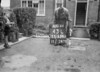 SJ838843L, Ordnance Survey Revision Point photograph in Greater Manchester