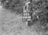 SJ838868B, Ordnance Survey Revision Point photograph in Greater Manchester
