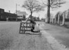 SJ838924A, Ordnance Survey Revision Point photograph in Greater Manchester