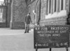 SJ839022B1, Ordnance Survey Revision Point photograph in Greater Manchester