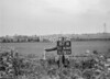 SJ838987W, Ordnance Survey Revision Point photograph in Greater Manchester