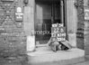 SJ839022B2, Ordnance Survey Revision Point photograph in Greater Manchester