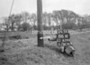 SJ839086W, Ordnance Survey Revision Point photograph in Greater Manchester