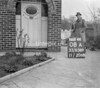 SJ838908A, Ordnance Survey Revision Point photograph in Greater Manchester
