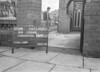 SJ829084K, Ordnance Survey Revision Point photograph in Greater Manchester