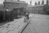 SJ908902A, Ordnance Survey Revision Point photograph in Greater Manchester