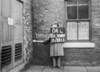 SJ908904L, Ordnance Survey Revision Point photograph in Greater Manchester