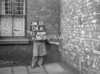 SJ908904K, Ordnance Survey Revision Point photograph in Greater Manchester