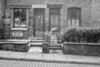 SJ908904B, Ordnance Survey Revision Point photograph in Greater Manchester
