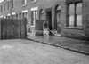 SJ908906A, Ordnance Survey Revision Point photograph in Greater Manchester