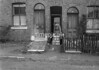 SJ908912B, Ordnance Survey Revision Point photograph in Greater Manchester