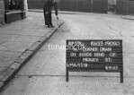 SJ909059L, Ordnance Survey Revision Point photograph in Greater Manchester
