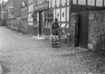 SJ918925B, Ordnance Survey Revision Point photograph in Greater Manchester