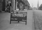 SJ909019B, Ordnance Survey Revision Point photograph in Greater Manchester