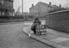 SJ888905A, Ordnance Survey Revision Point photograph in Greater Manchester