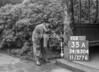 SD830435A, Ordnance Survey Revision Point photograph in Greater Manchester