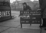 SD860162B, Ordnance Survey Revision Point photograph in Greater Manchester