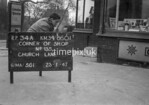 SD860134A, Ordnance Survey Revision Point photograph in Greater Manchester