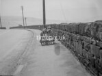 SD980618L, Man marking Ordnance Survey minor control revision point with an arrow in 1950s