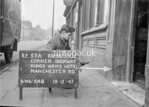 SD900257A, Ordnance Survey Revision Point photograph in Greater Manchester