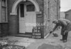 SD860934K, Ordnance Survey Revision Point photograph in Greater Manchester